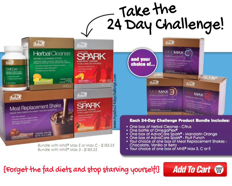 The 24 Day Challenge With Active Chiropractic Active Chiropractic